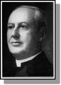 Right Reverend Monsignor Joseph F. Delaney : Former Pastor 1889-1935