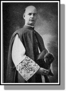 Right Reverend Monsignor D.L. Monahan