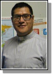 Rev. Jesus Mata Martinez, S.V.D. : Former Associate Pastor
