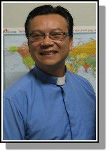 Rev. Andrew Thu Pham, S.V.D.