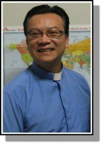 Rev. Andrew Thu Pham, S.V.D. : Former Pastor 2011-2018