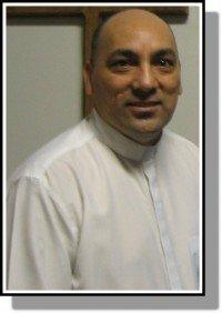 Rev. Vicente Dominguez, S.V.D. : Associate Pastor
