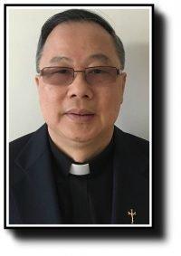 Rev. Dominic Nguyen, S.V.D. : Pastor