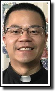 Rev. Nam Vu, S.V.D.